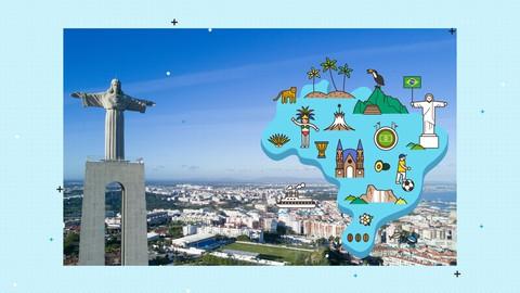 이렇게 쉬운 브라질/포루투갈어는 처음이지? (1)