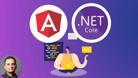 Real World App Using ASP.NET Core 5.0 API & ANGULAR 12
