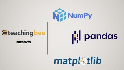 NumPy, Pandas, Matplotlib in Python for Machine Learning