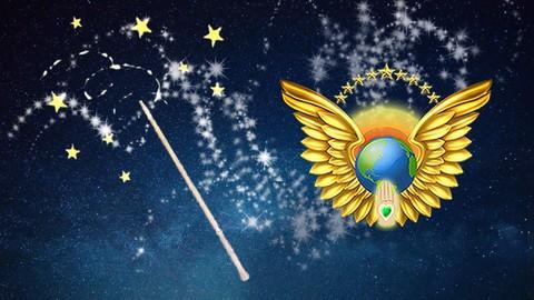 The manifestation wand-magic wand