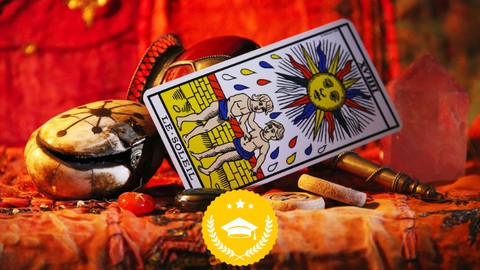 The Complete Tarot Card Reading Masterclass Fully Accredited
