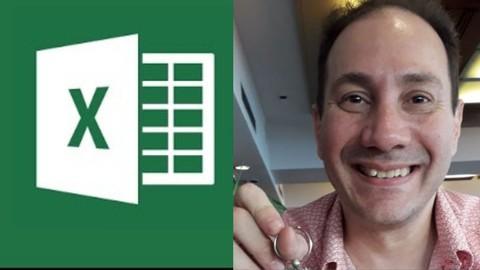 Excel básico hasta el nivel intermedio, versión 2016