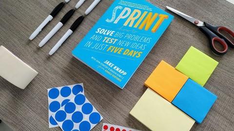 Google Design Sprint®: Créez une startup innovante