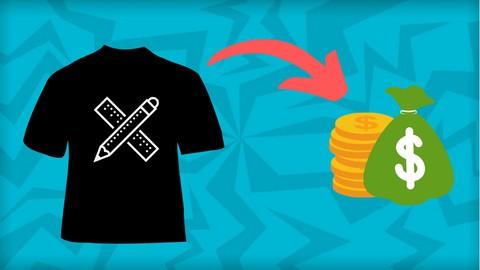 Start a T-shirt Print on Demand(POD)Business - Zero to Hero
