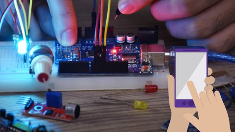Arduino Interfacing with Sensors in Your Smartphone