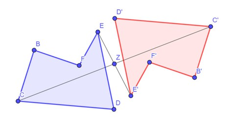 Mathematik Geometrie Kongruenzabbildungen