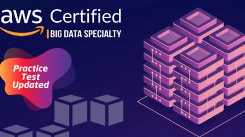 New AWS Certified Big Data Specialty Practice Exam