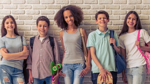 Healthy Minds for Teens