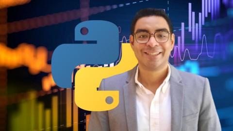 MicroMaster en Finanzas con Python: ¡3 Cursos en 1!
