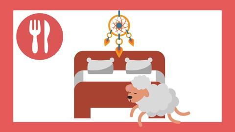 眠りが浅く3時間しか眠れなかった人が、睡眠時間が2倍になった食事法