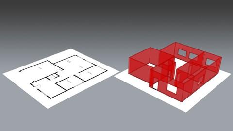 Quick Architectural Modeling Using Rhinoceros & Grasshopper