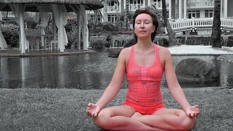 Mindful breathing for beginners 14- day challenge