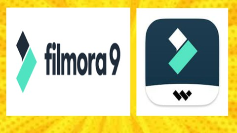 filmora 9. Make videos for youtube, instagram and facebook.