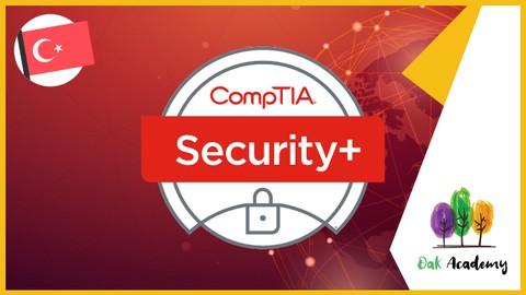 CompTIA Security+(SY601) Eğitim Kursu   Comptia Security +