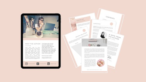 Create a Workbook for Your Clients in Canva