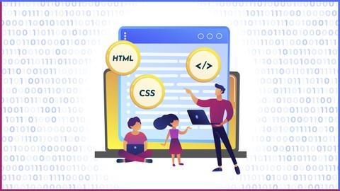 Çocuklar için Web Tasarım Kursu (HTML ve CSS)