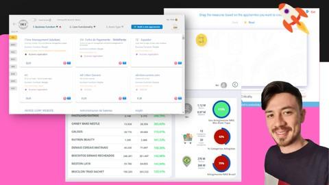 Power Apps: Criando Interfaces Modernas