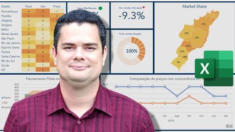 Visualização de dados em Excel - Módulo introdutório