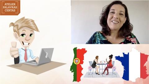 Cours de Portugais Sous-titrés en français - débutant