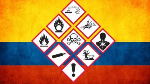 Sistema Globalmente Armonizado en Colombia. Res. 773 de 2021