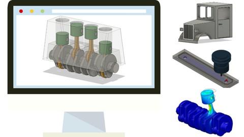 Fusion 360 Passo dopo Passo | CAD,FEM e CAM per principianti