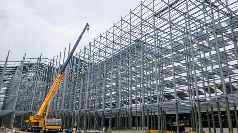 Çelik Yapılarda Saha Mühendisliği