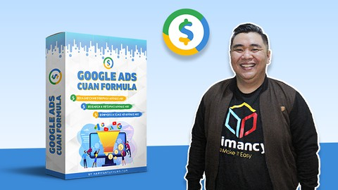 E-Course Google Ads Cuan Formula