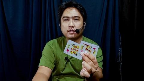 Close Up Pure Card Magic Tricks Volume 2