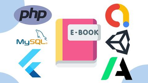 Build Ebook App with Flutter, PHP, MySql and Ads Integration