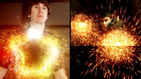 Adobe After Effects CC: Master Class - Creating Sparks