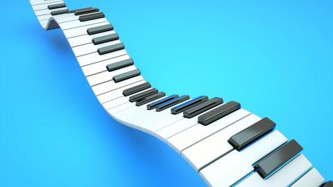 Curso de Piano dos Sonhos - Fácil e Prático
