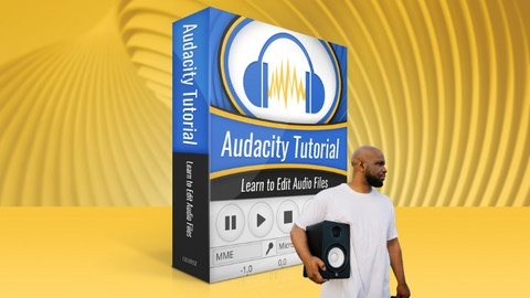Audacity Tutorial: Learn to Edit Audio Files (For Beginners)