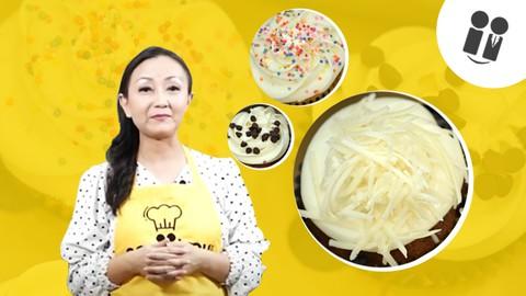 Cara Mudah Membuat Cupcakes Enak Dan Cantik