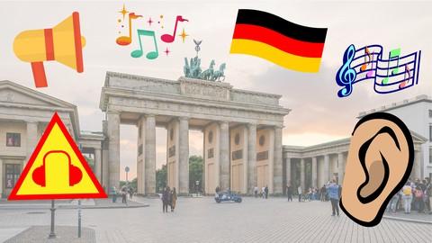 Die Typischen Elemente der deutschen Aussprache
