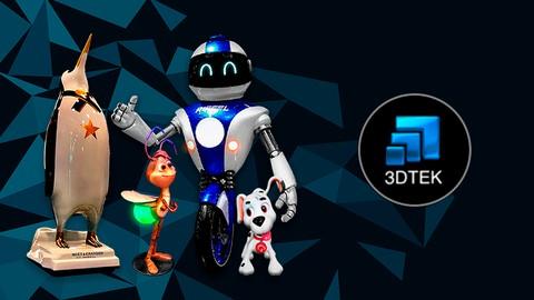 Revolução 3D - Impressão 3D ︱ Art Studio ︱Negócios