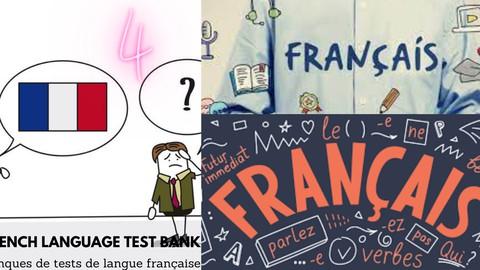 Grammaire française et test de langue - 4