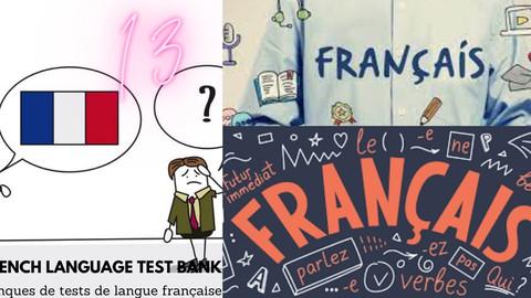 Grammaire française et test de langue - 13
