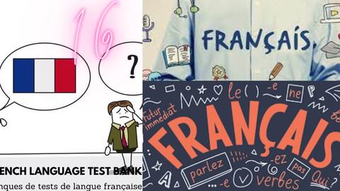 Grammaire française et test de langue - 16