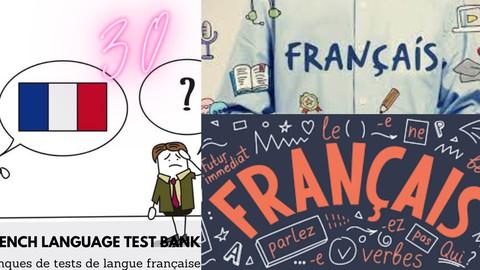 Grammaire française et test de langue - 30