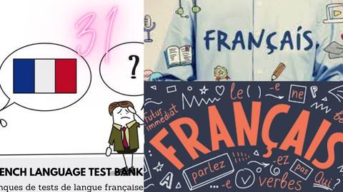 Grammaire française et test de langue - 31