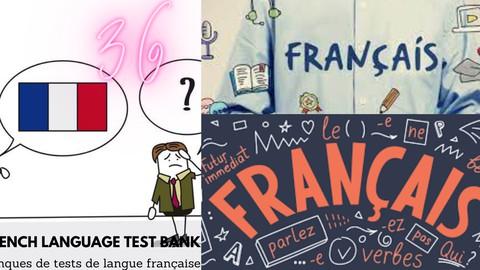 Grammaire française et test de langue - 36