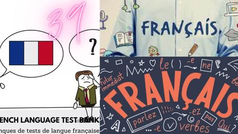 Grammaire française et test de langue - 39