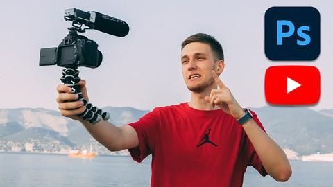 Create Perfect YouTube-Thumbnail in Adobe Photoshop (2021)