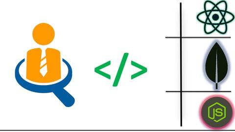 MERN Stack Job Portal App : React ,Redux ,Node ,Mongo 2021