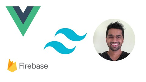 Vue 3 using Composition API, Tailwind CSS and Firebase