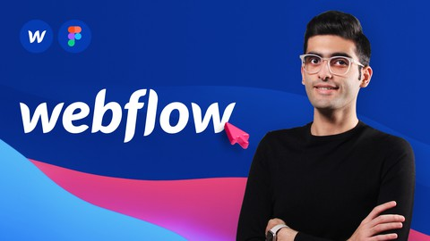 Complete Webflow Bootcamp: From Figma Design to Development