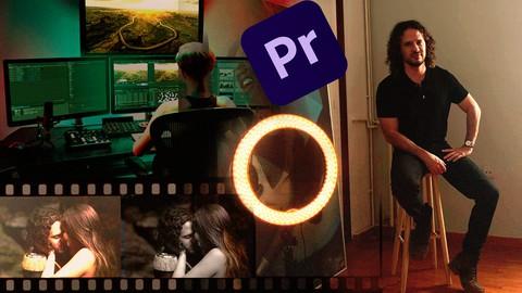 Curso de Adobe Premiere - Edición de Video y Montaje Vol. 1