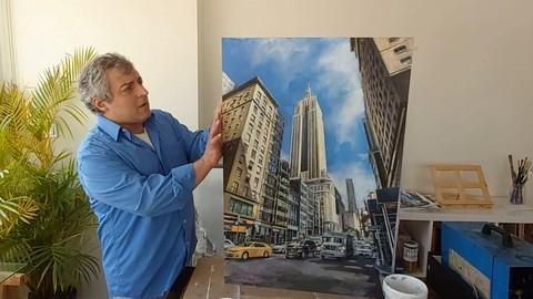 Aprender a pintar fácil con Miguel Vivo
