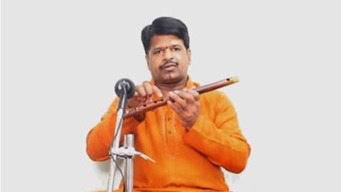 Learn Carnatic Flute | Intermediate Level | Varnams Volume 7