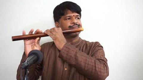 Learn Carnatic Flute | Intermediate Level | Varnams Volume 8